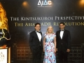 From Left to Right:  Foo Joon Liang (Chairman CIArb Malaysia), Caroline Kenny QC (Chairman CIArb Australia) & Paul Sandosham (Chairman CIArb Singapore).